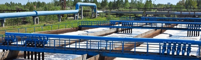 water treatment corrosion protection